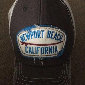 Newport Beach Snapback